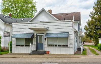Newark Single Family Home For Sale: 828 E Main Street