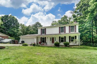 Marengo Single Family Home For Sale: 1216 County Road 170