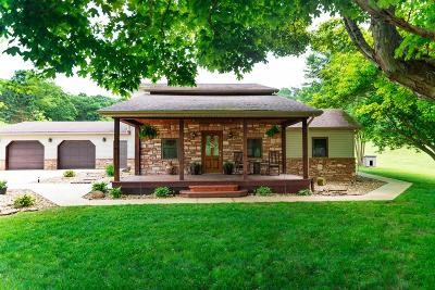 Chillicothe OH Single Family Home For Sale: $309,000
