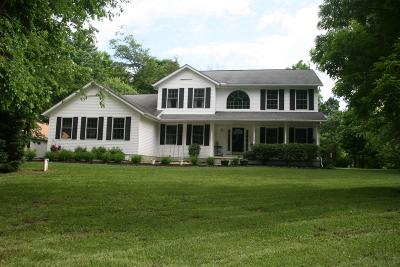 Utica Single Family Home For Sale: 7147 Ginger Hill Road