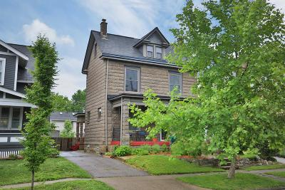 Clintonville Single Family Home For Sale: 176 E Kelso Road