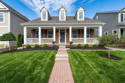 Westerville Single Family Home For Sale: 1383 Spagnol Lane