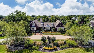 Delaware Single Family Home For Sale: 1799 Woodland Hall Drive