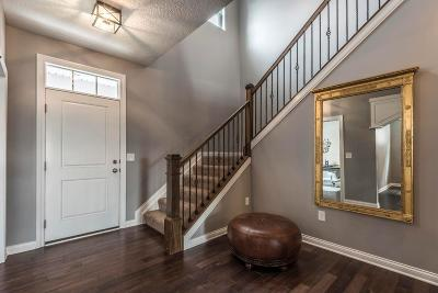 Plain City Single Family Home For Sale: 10454 Summersweet Way
