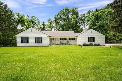 Alexandria Single Family Home For Sale: 6397 Morse Road
