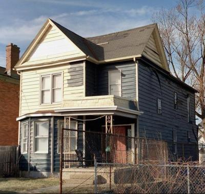 Columbus Single Family Home For Sale: 1284 E Mound Street