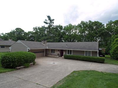 Columbus Single Family Home For Sale: 3856 Riverview Drive