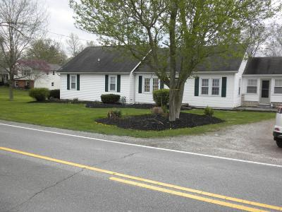 Single Family Home For Sale: 1576 Plain City Georgesville Road SE