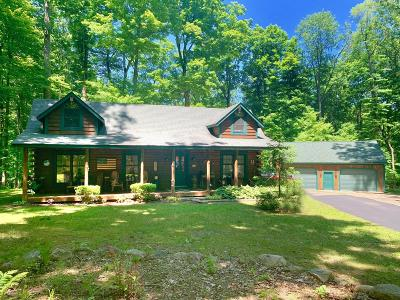 Howard Single Family Home For Sale: 366 Floralwood Drive