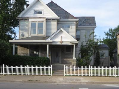 Mount Sterling Single Family Home For Sale: 70 N London Street