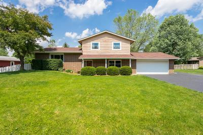 Etna Single Family Home For Sale: 57 Hawthorn Road SW