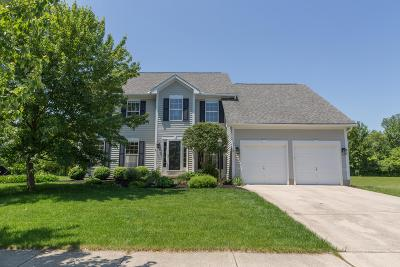 Westerville Single Family Home For Sale: 6756 Spring Run Drive