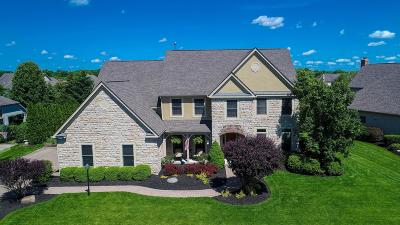 Westerville Single Family Home For Sale: 7605 Blue Fescue Drive