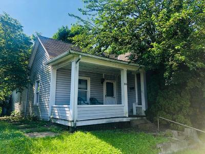 Circleville Single Family Home For Sale: 1010 S Court Street