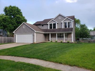 Gahanna Single Family Home For Sale: 939 Timothy Court