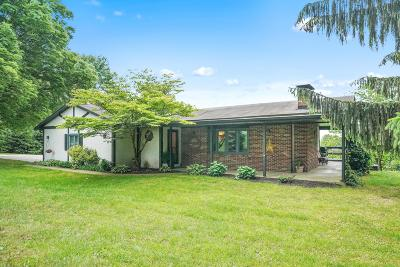 Granville Single Family Home For Sale: 2066 James Road