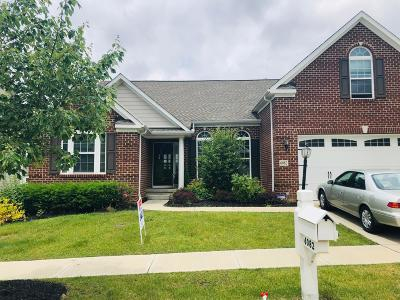 Westerville Single Family Home For Sale: 6082 Tournament Drive
