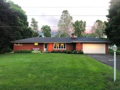 Mount Vernon Single Family Home For Sale: 12950 Pleasant Valley Road