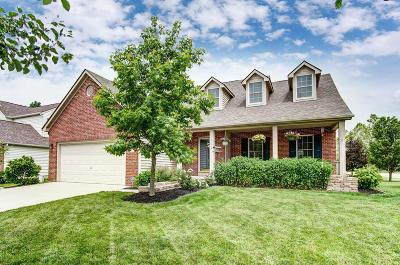 Hilliard Single Family Home For Sale: 5834 Plank Drive