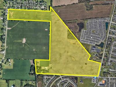 Galloway Residential Lots & Land For Sale: 6410 Old Hall Road