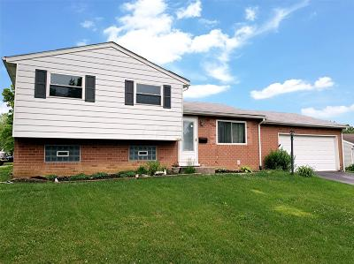 Westerville Single Family Home For Sale: 5916 Balboa Road