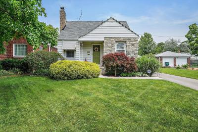 Clintonville Single Family Home For Sale: 318 E Beechwold Boulevard