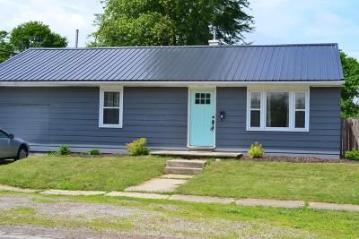 Union County Single Family Home For Sale: 12 S Fulton Street