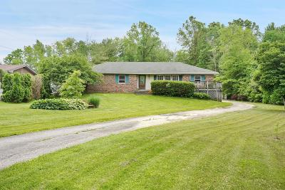 New Albany Single Family Home For Sale: 8081 Morse Road
