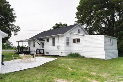 Marysville Single Family Home For Sale: 14119 Us Highway 36