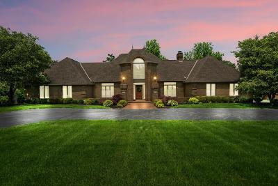 Single Family Home For Sale: 1656 Heatherwae Loop