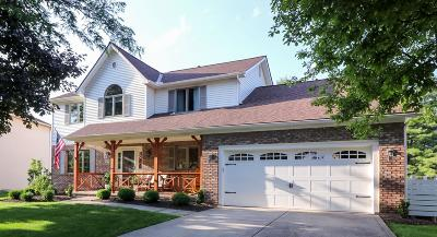 Westerville Single Family Home For Sale: 484 Somerton Drive