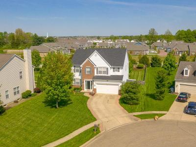 Westerville Single Family Home For Sale: 5644 Sanibel Court