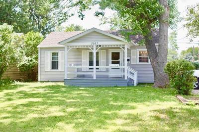 Columbus Single Family Home For Sale: 3057 Azelda Street