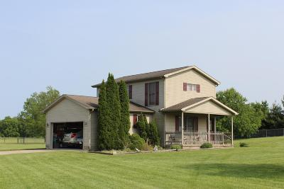 Circleville Single Family Home For Sale: 4212 Winchester Southern Rd SW Road