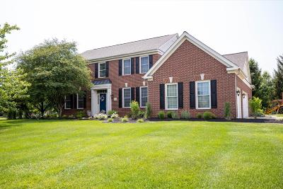 Westerville Single Family Home For Sale: 5978 Shadow Creek Drive