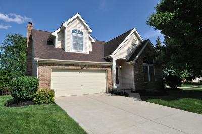 Hilliard Single Family Home For Sale: 2738 Yellowoak Place