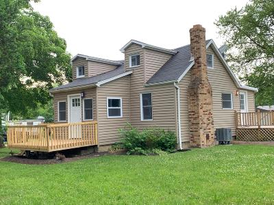 Grove City Single Family Home For Sale: 2590 Holton Road