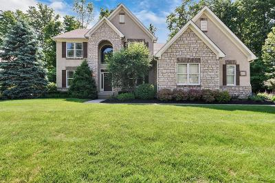 Westerville Single Family Home For Sale: 5773 Salem Drive
