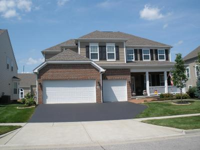 Grove City Single Family Home For Sale: 1308 Fairway Drive