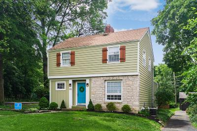 Clintonville Single Family Home For Sale: 173 W Henderson Road