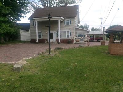 Jackson County Single Family Home For Sale: 473 Chillicothe Street