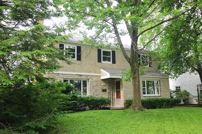 Upper Arlington Single Family Home For Sale: 1576 Guilford Road