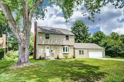 Clintonville Single Family Home For Sale: 434 Canyon Drive