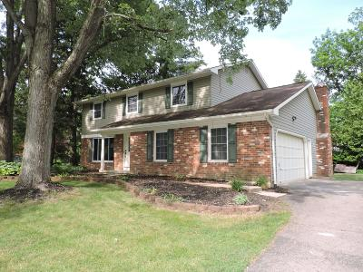 Worthington Single Family Home For Sale: 6988 Village Woods Place