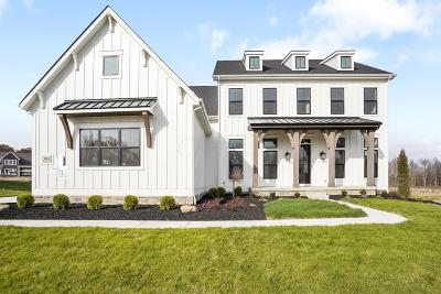 Delaware Single Family Home For Sale: 1964 Liberty Bluff Drive