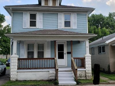Newark Single Family Home For Sale: 39 Cottage Street