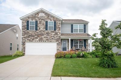Sunbury Single Family Home For Sale: 643 Sunbury Meadows Drive