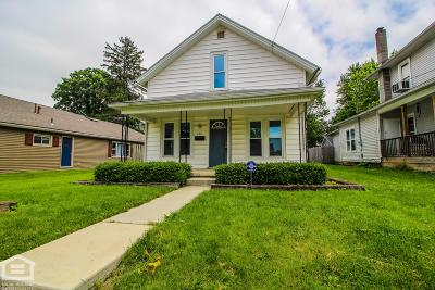 Union County Single Family Home For Sale: 133 S Fulton Street