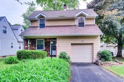 Clintonville Single Family Home For Sale: 276 E Beaumont Road
