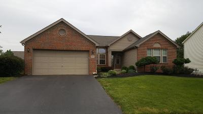 Grove City Single Family Home For Sale: 1996 Sunny Rock Lane
